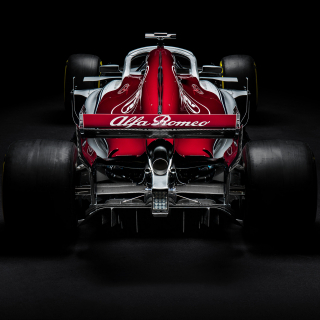 2018 Alfa Romeo Sauber F1 Car