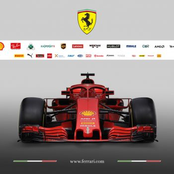 2018 Ferrari F1 car photos