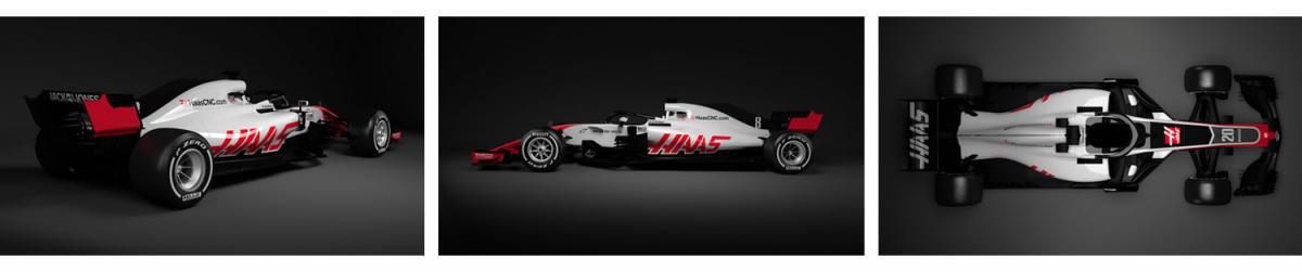 2018 Haas F1 Team