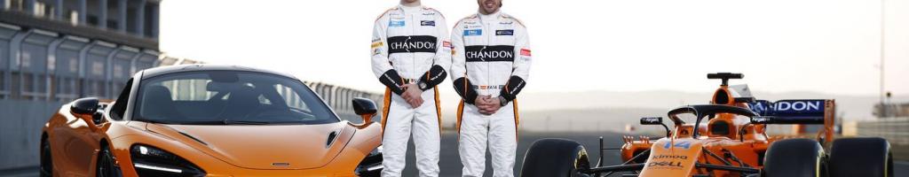 McLaren F1: 2018 Car – MCL33