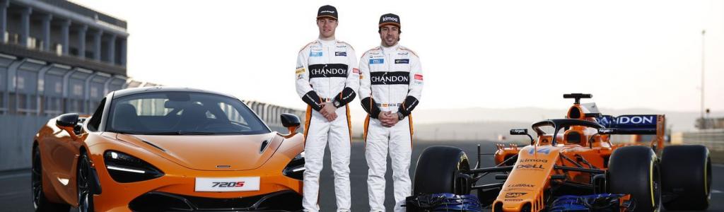 Mclaren F1 2018 Car Mcl33 Racing News