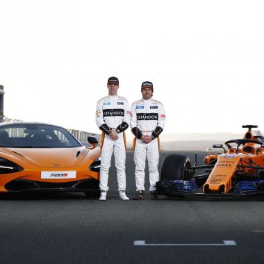 2018 McLaren car photos