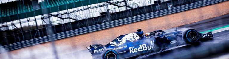 Red Bull Racing: 2018 Car – RB14