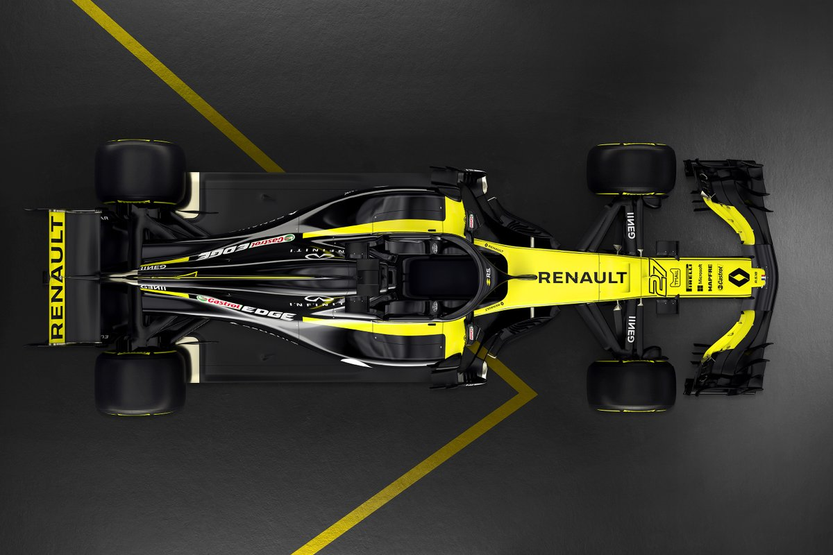 renault sport f1 2018 car rs18 racing news. Black Bedroom Furniture Sets. Home Design Ideas