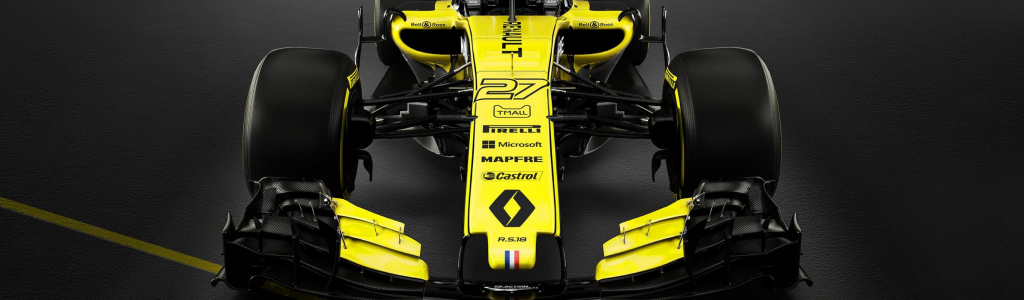 Renault Sport F1: 2018 Car – RS18