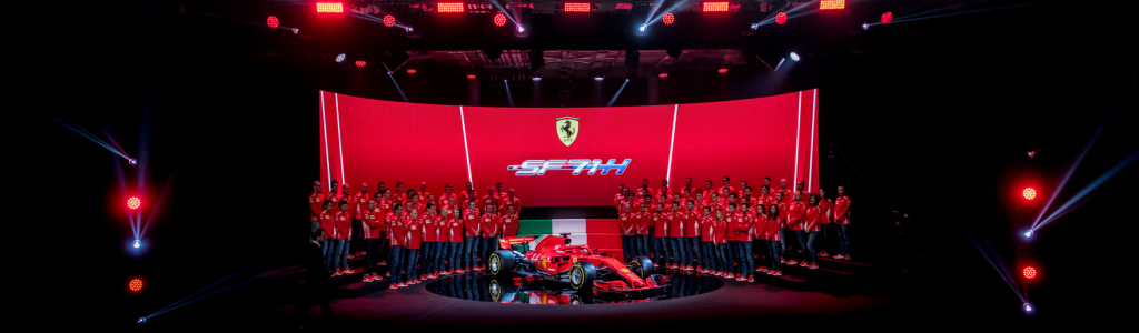 Scuderia Ferrari: 2018 car – SF71H