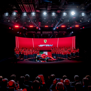 2018 Scuderia Ferrari Formula One car released