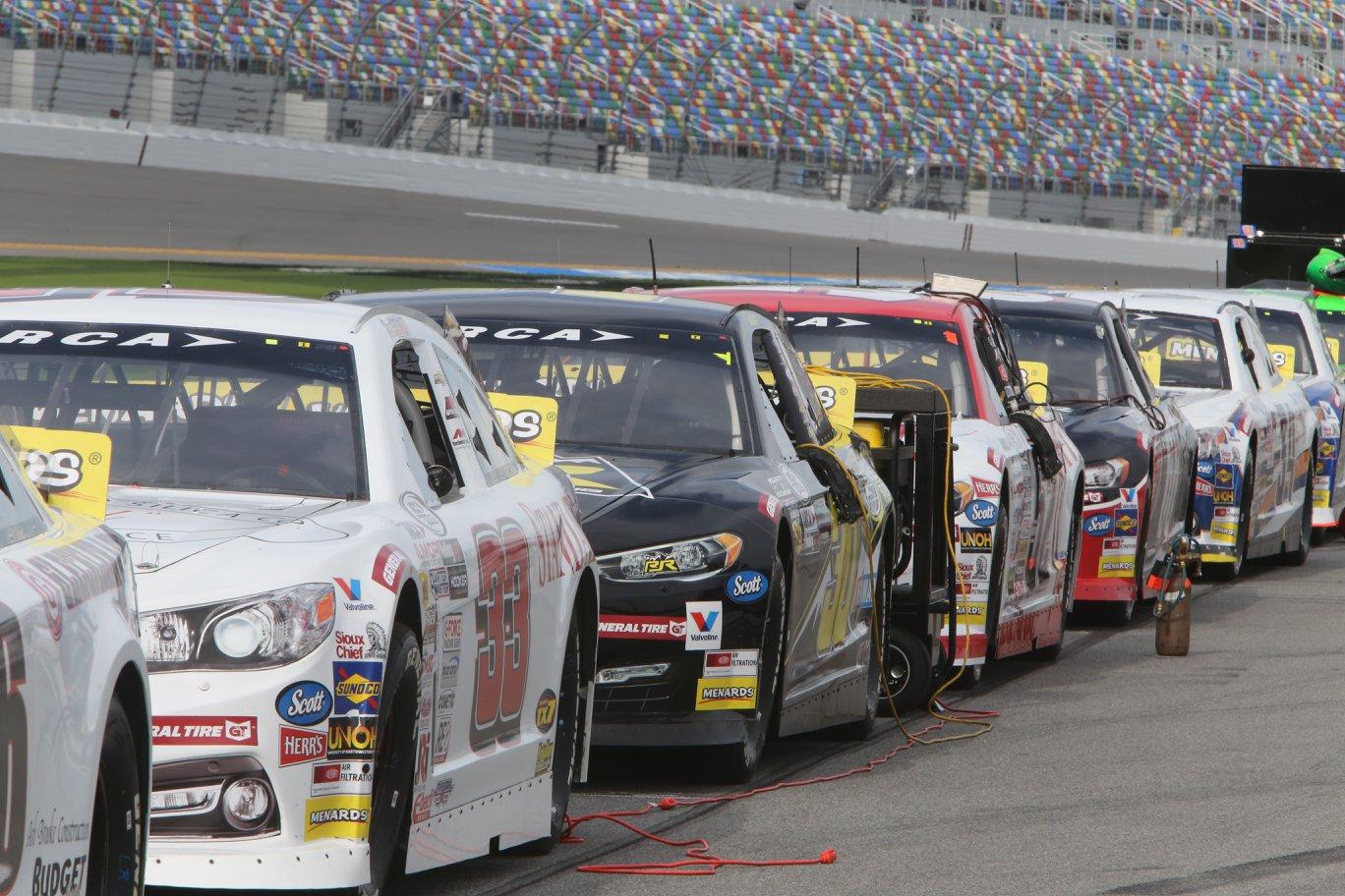ARCA Racing Series at Daytona International Speedway