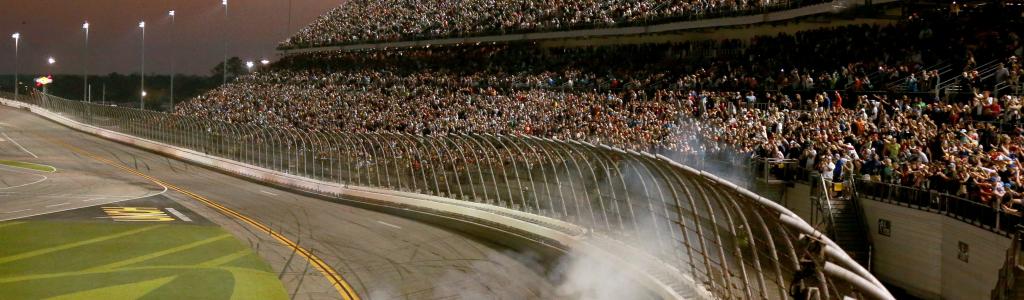 Dillon had a lucky penny installed for Daytona 500; Same celebration at Earnhardt