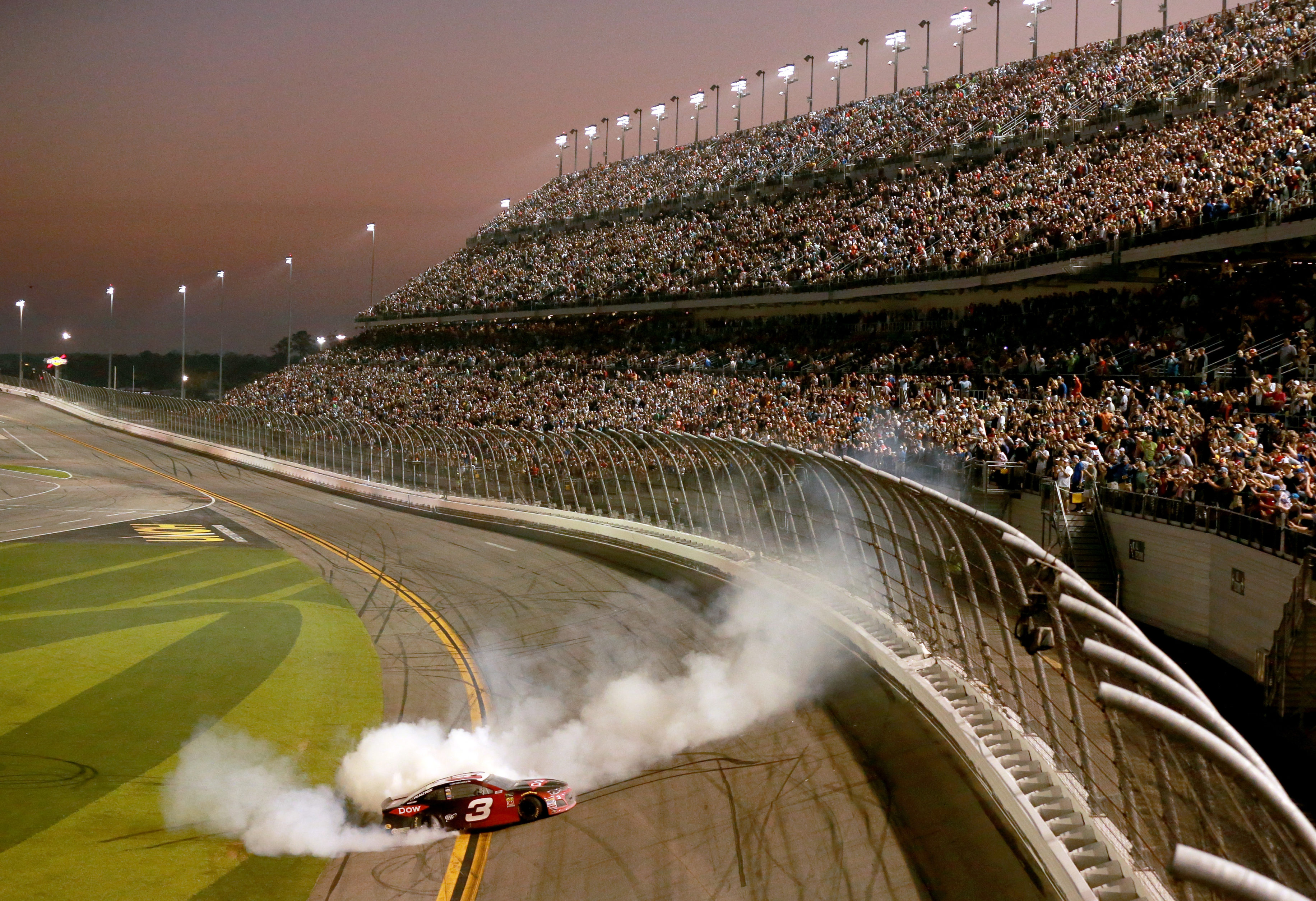 Austin Dillon wins the Daytona 500