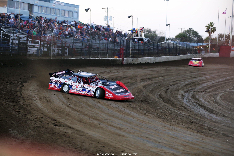 Bobby Pierce at East Bay Raceway Park 7511