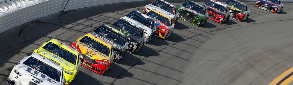 Fox Sports is using a drone for Daytona 500 TV coverage
