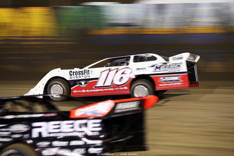 Brandon Overton at East Bay Raceway Park 7939