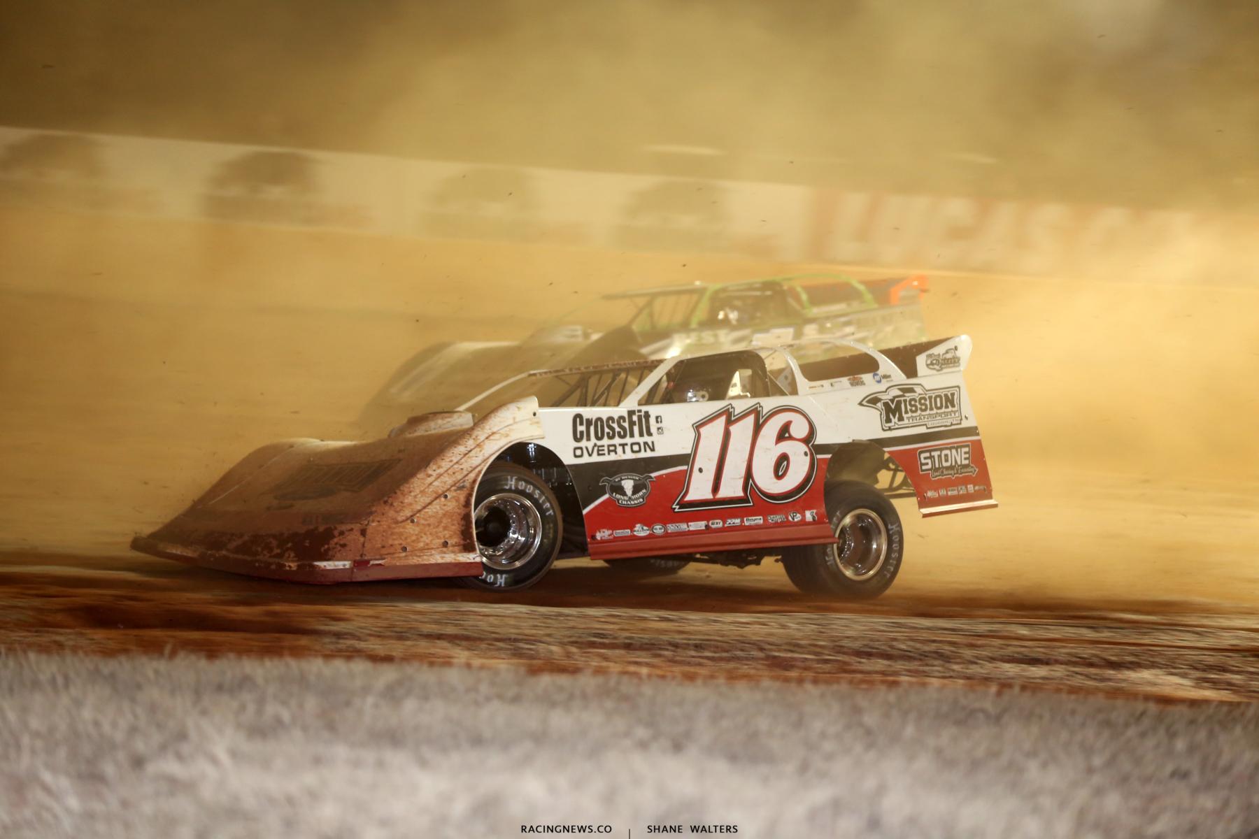 Brandon Overton at Golden Isles Speedway 6895