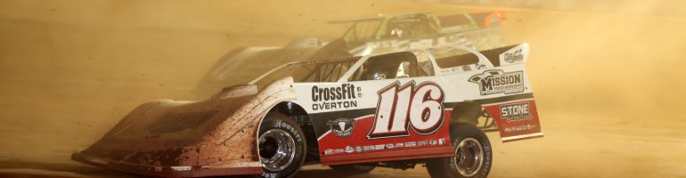 Brandon Overton has dropped off the World of Outlaws Late Model tour