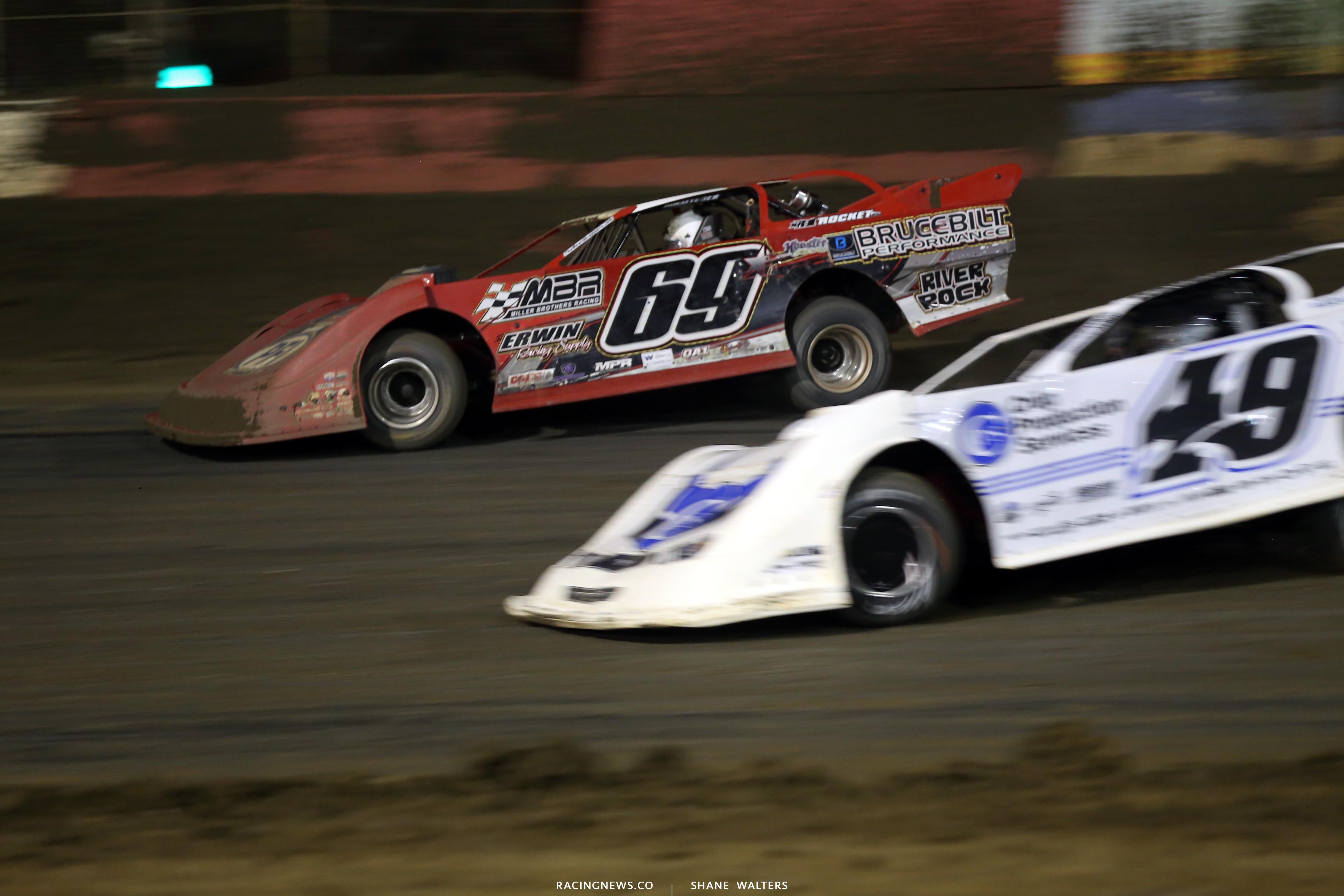 Carder Miller and Jonathan Davenport 8294