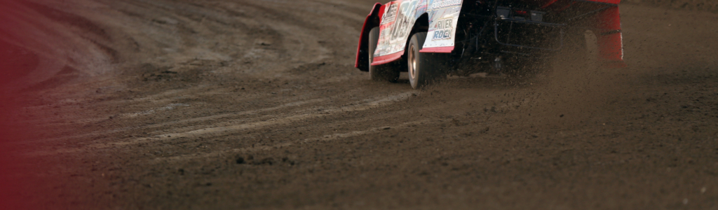 Meet Carder Miller, the 13-year-old dirt late model driver