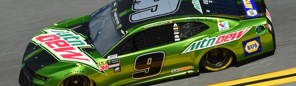 Mtn Dew NASCAR sponsorship extended