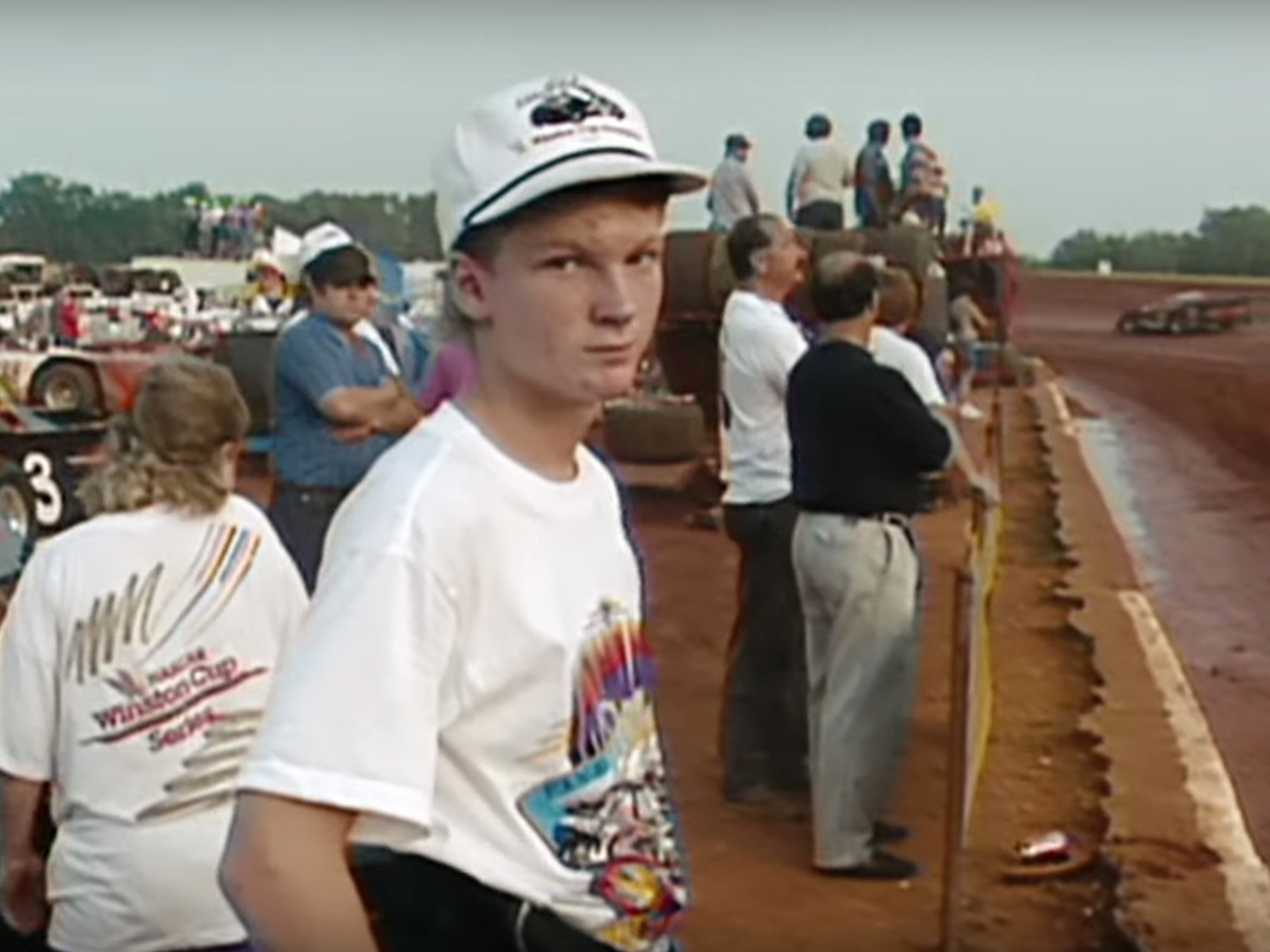 Dale Earnhardt Jr Recalls Childhood Mischief Racing News Her birth name is teresa houston. dale earnhardt jr recalls childhood