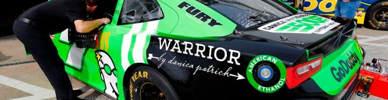 Danica Patrick on women in NASCAR and her Clash at Daytona absence