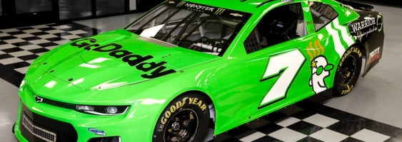 Danica Patrick's 2018 Daytona 500 paint scheme revealed