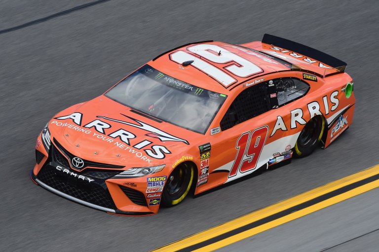 Daniel Suarez - 2018 paint scheme photo