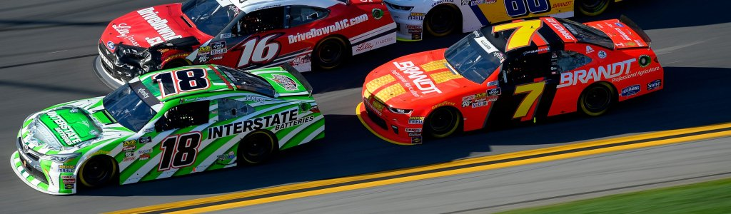 """NASCAR will look into the """"locking bumpers"""" rule for bump drafting"""