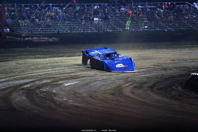 Dennis Erb Jr at East Bay Raceway Park 8706