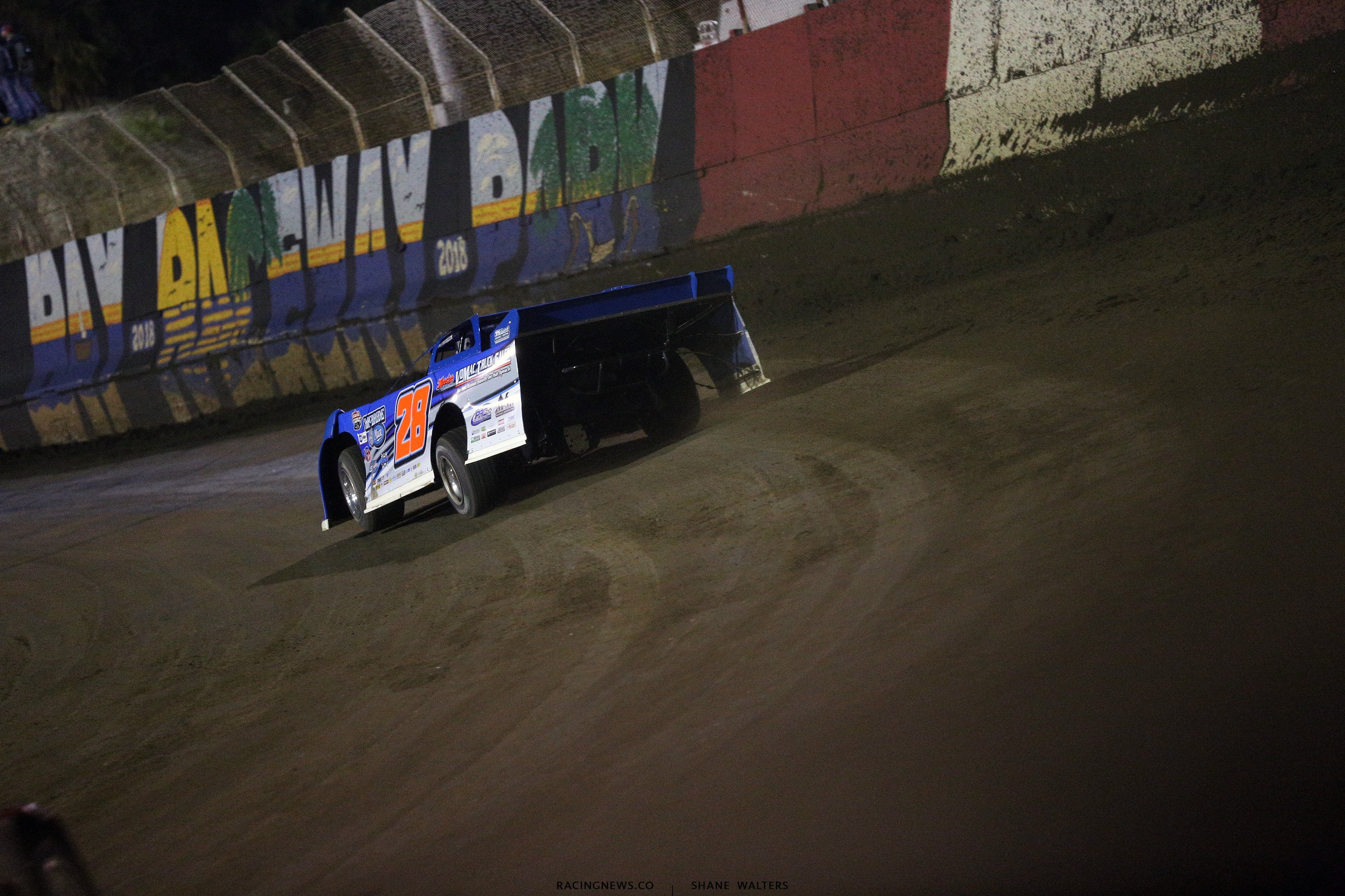 Dennis Erb Jr at East Bay Raceway Park 8719