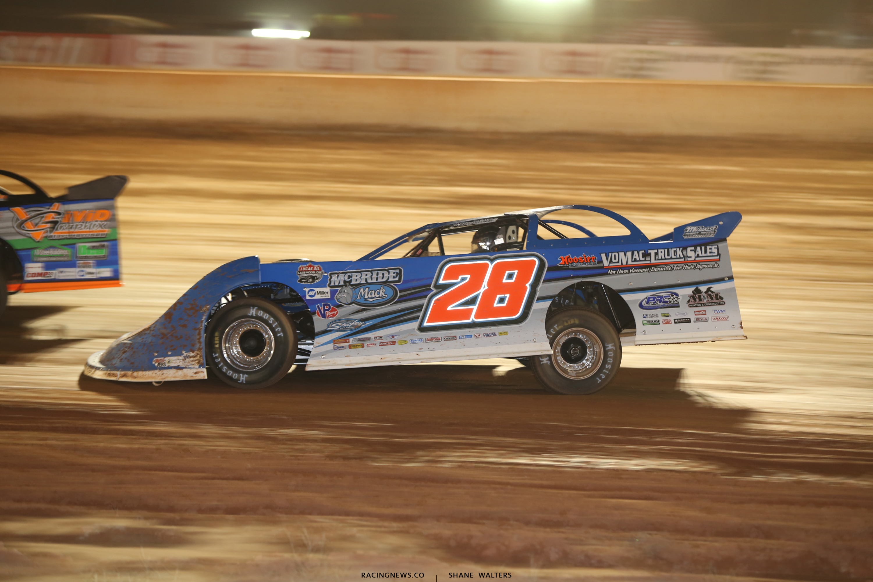 RhinoAg partners with Dennis Erb Racing for Lucas Oil Late Model