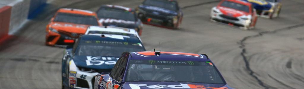 Several NASCAR drivers will sponsor DiBenedetto in Phoenix