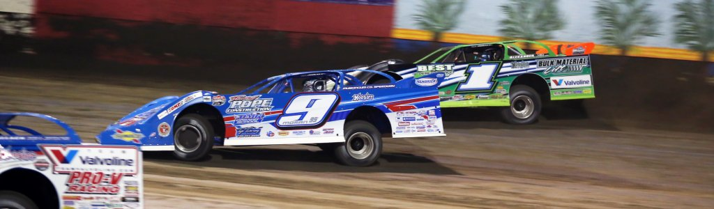2018 Dirt Late Model Dream Entry List