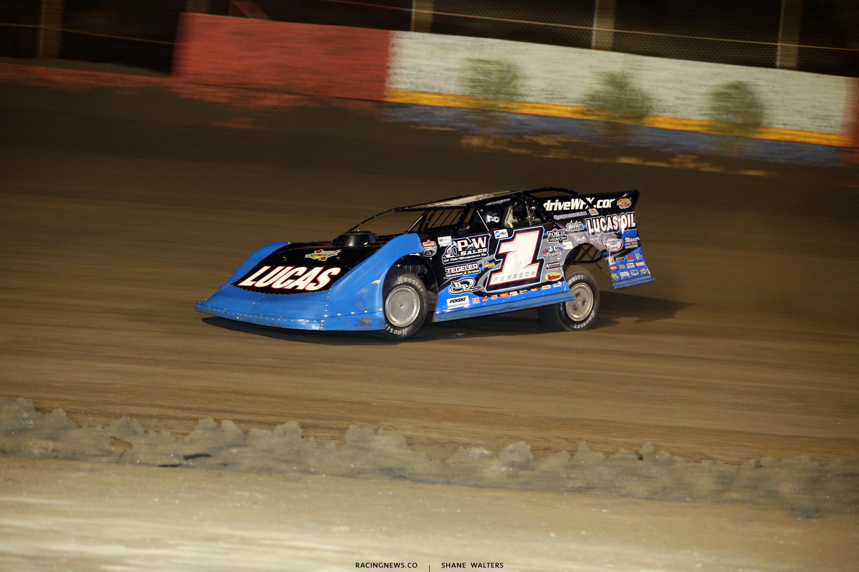 Earl Pearson Jr at East Bay Raceway Park 9939