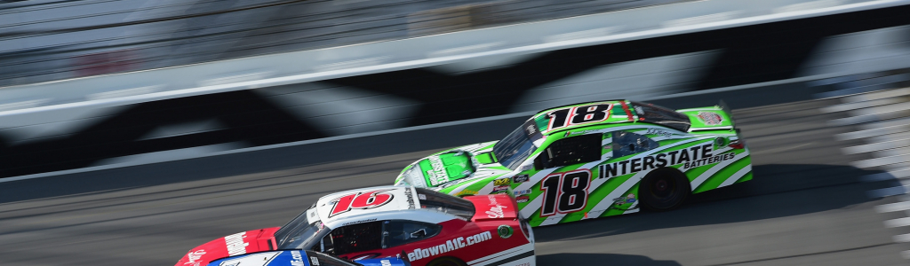 NASCAR VP discusses the overtime line and number of attempts