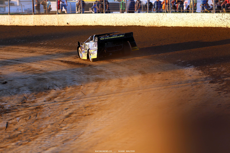 Frank Heckenast Jr at the Dirt Track World Championship 0326