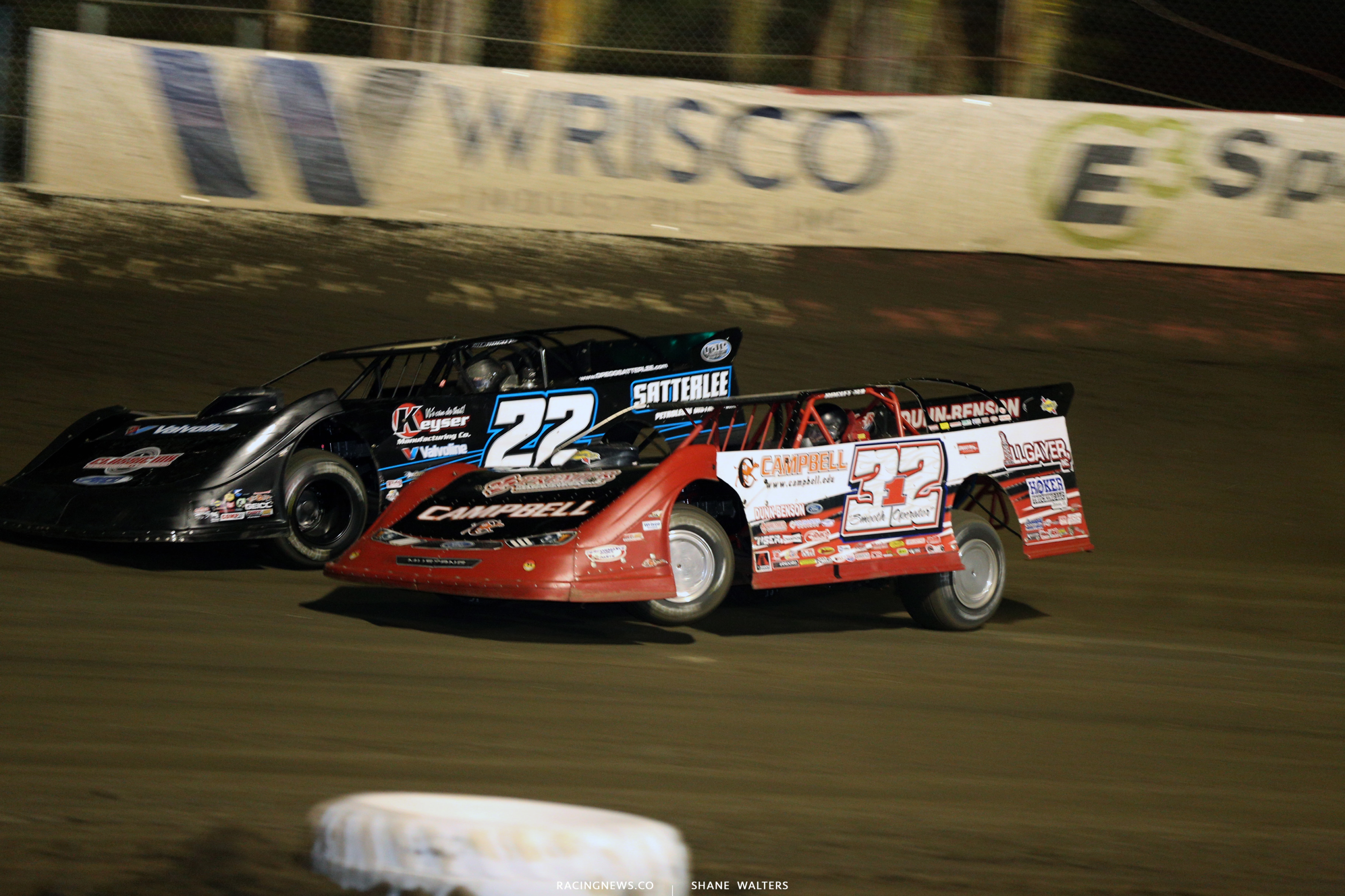 Gregg Satterlee and Bobby Pierce at EBRP in Tampa, FL 9964