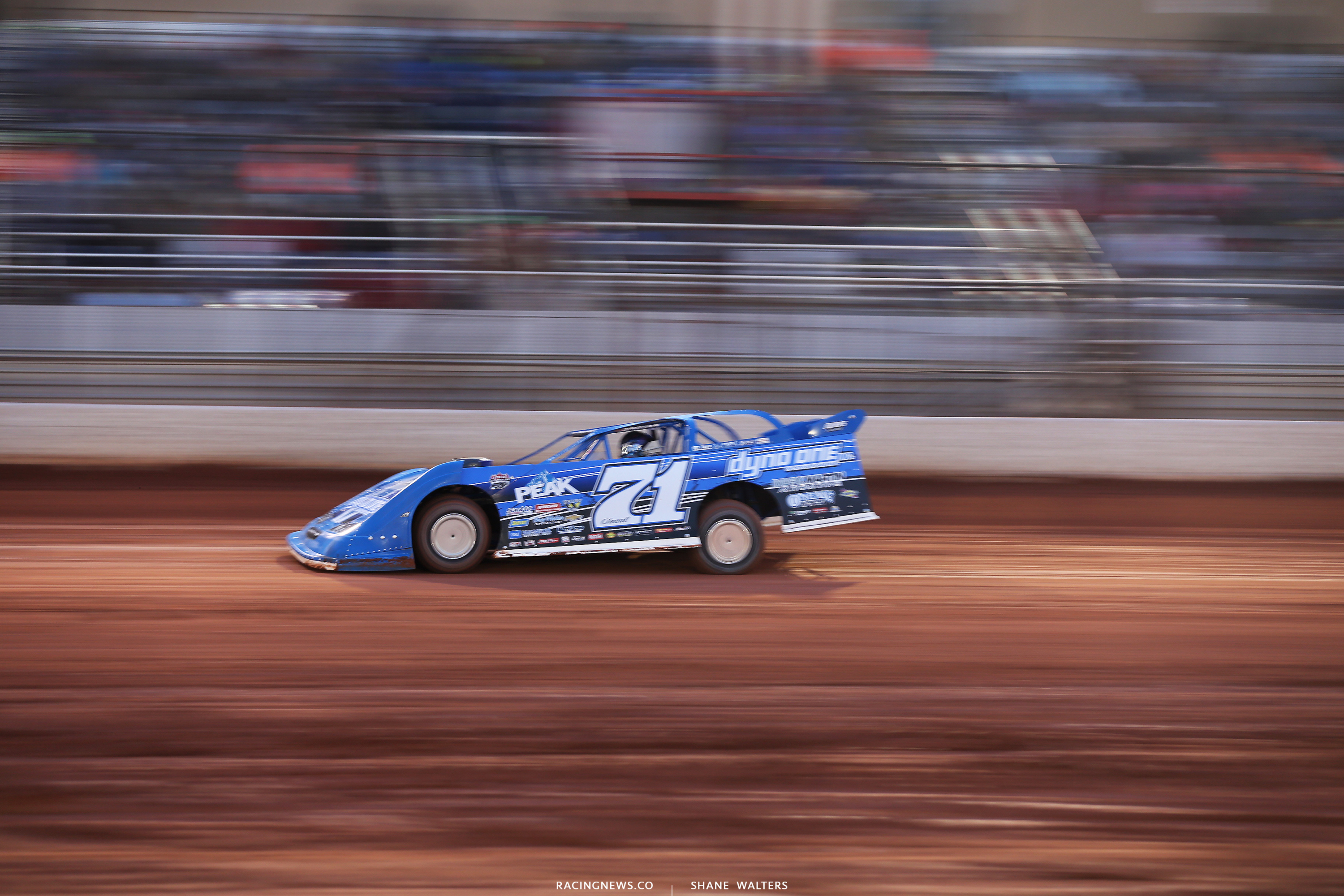 Hudson O'Neal at Golden Isles Speedway 7089