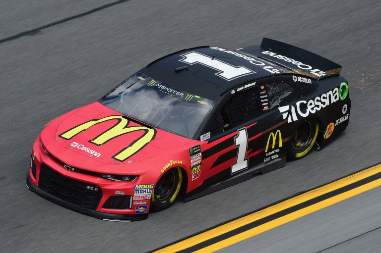 Jamie McMurray - 2018 paint scheme photo