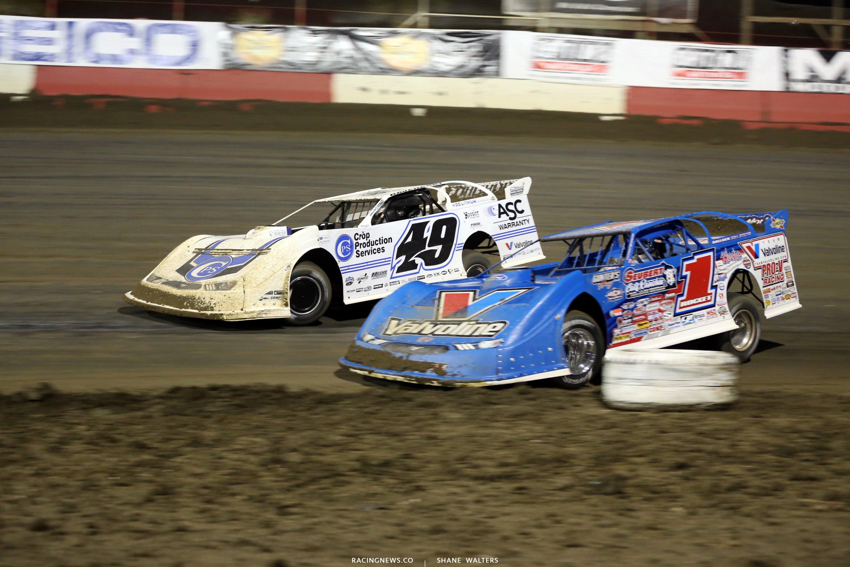 Jonathan Davenport and Brandon Sheppard 7806