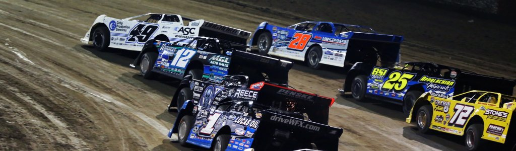 East Bay Raceway Practice Results: February 3, 2019 – Lucas Oil Late Models