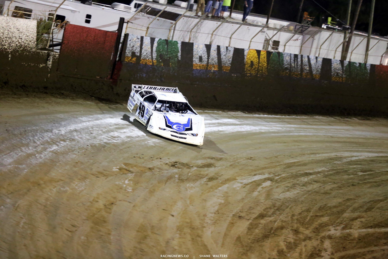 Jonathan Davenport at East Bay Raceway Park 8160