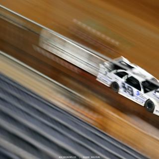 Jonathan Davenport at Golden Isles Speedway 6088