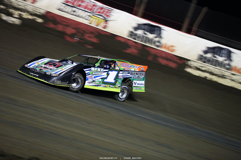 Josh Richards at East Bay Raceway Park 9158