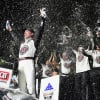 Kevin Harvick wins at Atlanta Motor Speedway