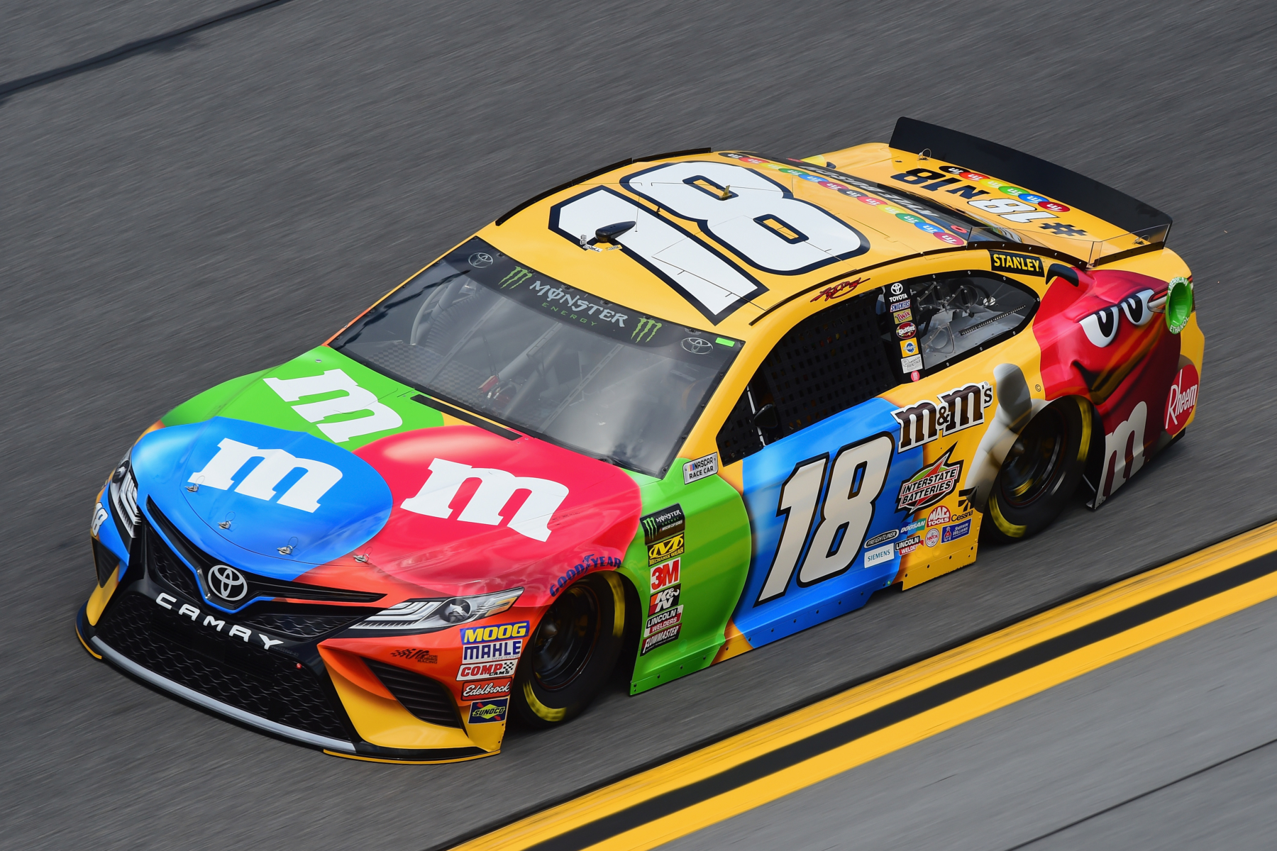 Kyle busch sets nascar goals plans 30 year career racing news - Pictures of kyle busch s car ...