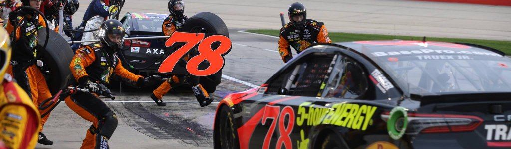 Martin Truex Jr's crew chief discusses NASCAR pit gun failures