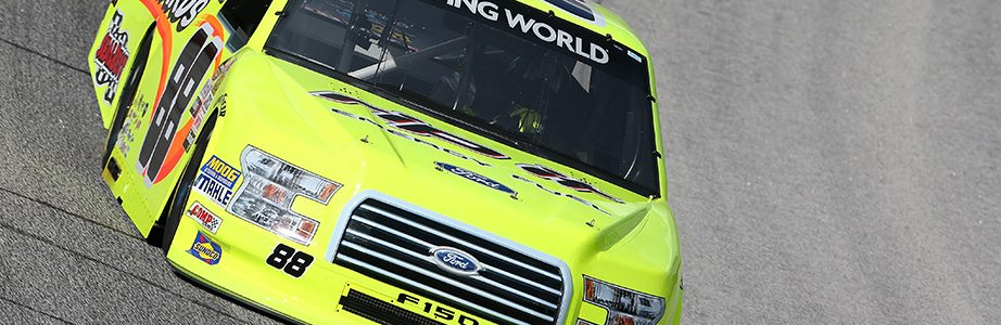NASCAR Truck Series: Starting Lineup – Kansas Speedway