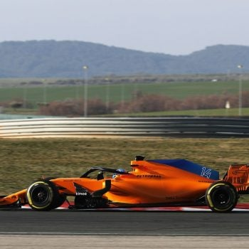 McLaren 2018 car photos