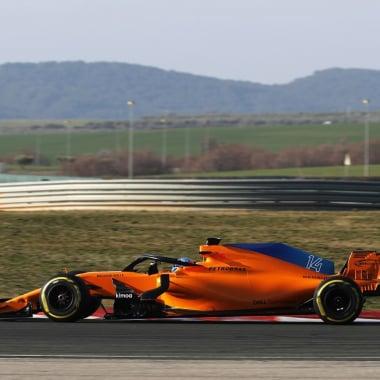 McLaren 2018 car photos