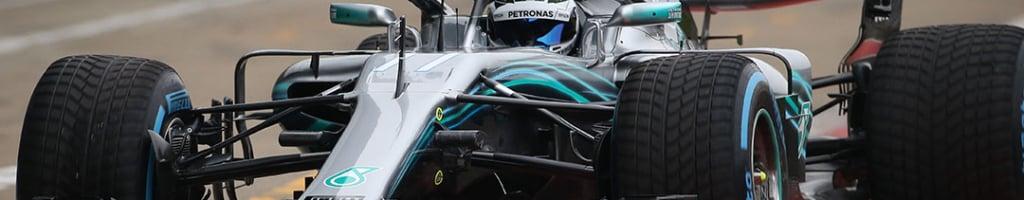 Mercedes F1: 2018 Car – F1 W09